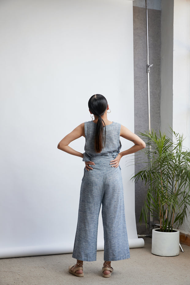 Sui Riverside Handwoven Trousers