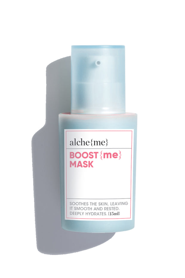 alcheme boost me mask, available on ZERRIN