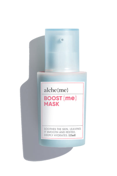 alcheme skincare shield & repair mask, available on ZERRIN