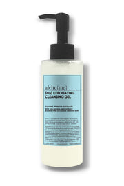 alcheme skincare exfoliating cleansing gel, available on ZERRIN