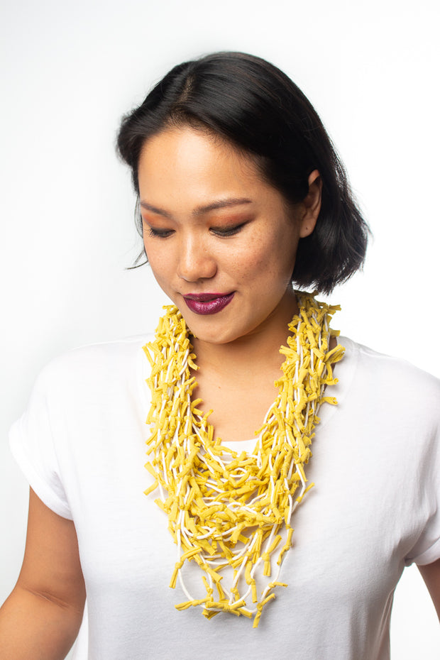 Label Ishana Bali Necklace in Yellow