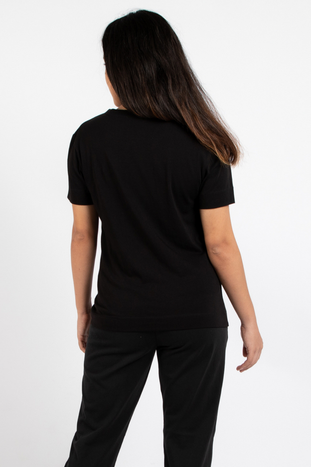 Dorsu Classic T-shirt in Black
