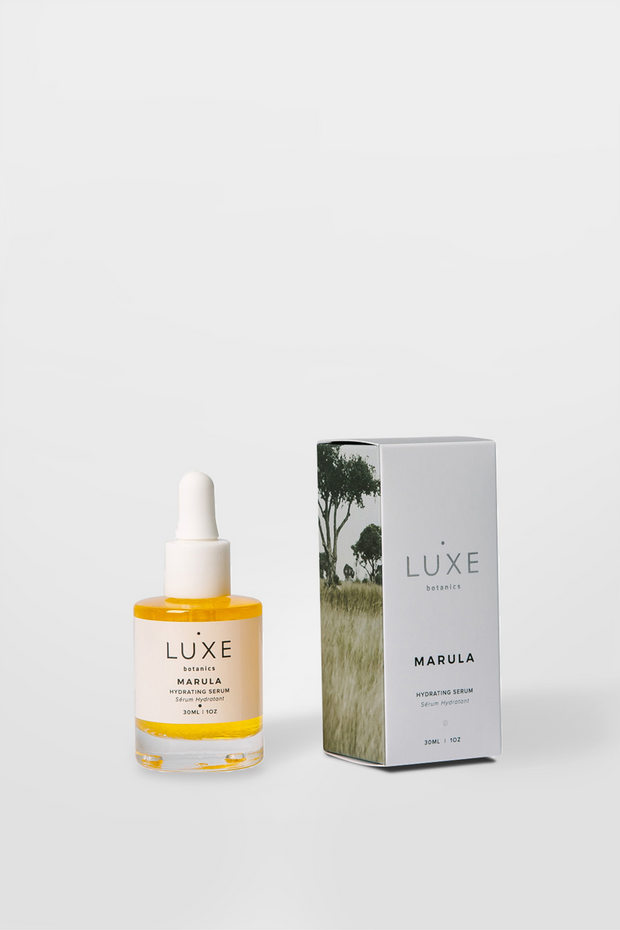 Luxe Botanics Marula Hydrating Serum available on ZERRIN