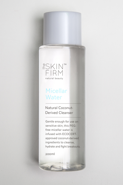 The Skin Firm Natural Micellar Water