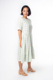 Label Ishana Soho Dress in Green