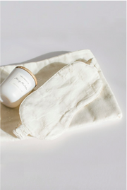 Sleep Gift Set in White by NOST, available at ZERRIN.