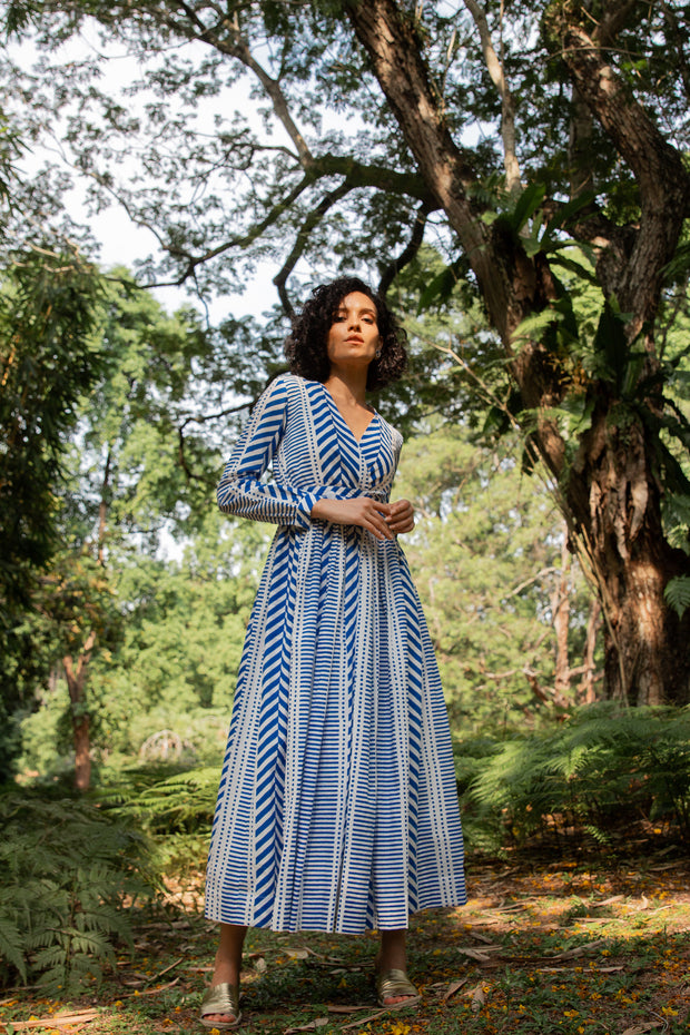 Maisha Concept Neela Maxi Shirt Dress