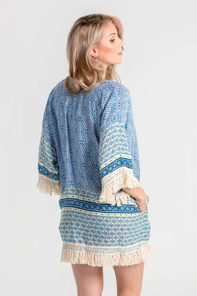 Aanya Kaia Kimono, available on ZERRIN