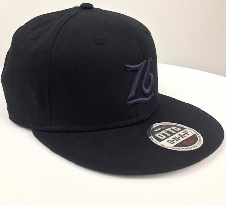 Number76 Original Cap - Black 76
