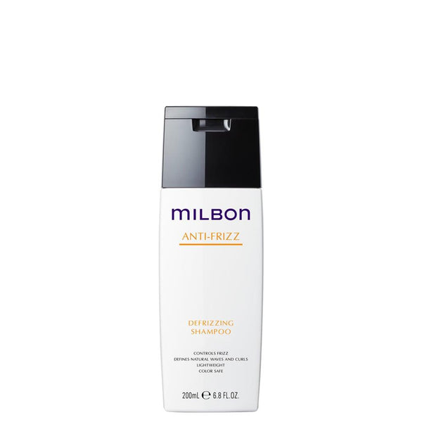 Global Milbon Anti-Frizz Shampoo