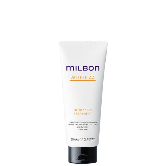 Global Milbon Anti-Frizz Treatment