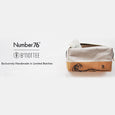 B'Nottee x Number76 Travel Pouch
