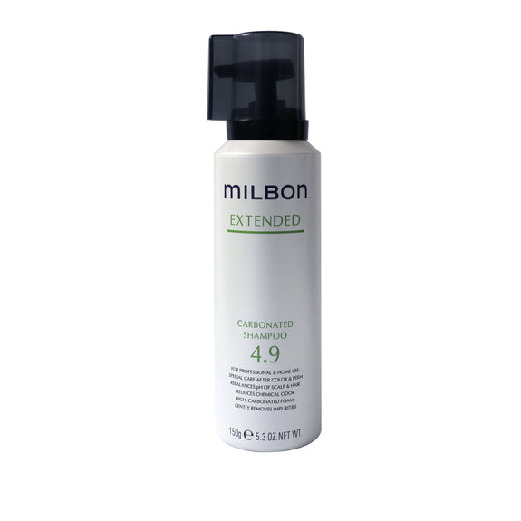 Milbon Extended Carbonated Shampoo 4.9