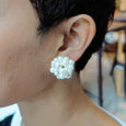 nemunemu Clip-on Earring Awa B