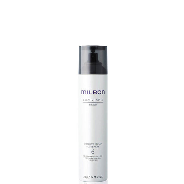 Global Milbon Styling Finish Hair Spray Medium Hold Hair Spray 6