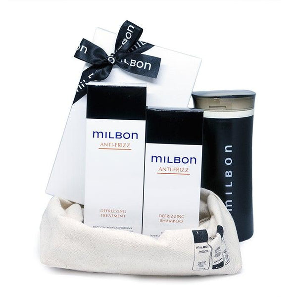 Milbon Anti Frizz Gift Set