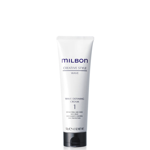 Global Milbon Wave Defining Cream 1