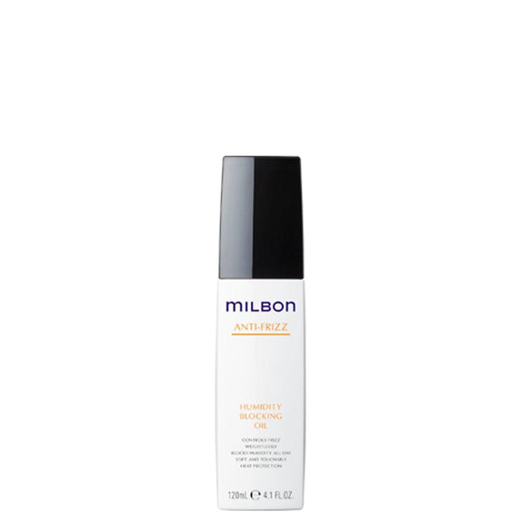 Global Milbon Anti-Frizz Humidity Blocking Oil 120ML