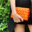 Repleat Sling Bag Lattice