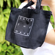 Number76 Original Tote Bag - Black