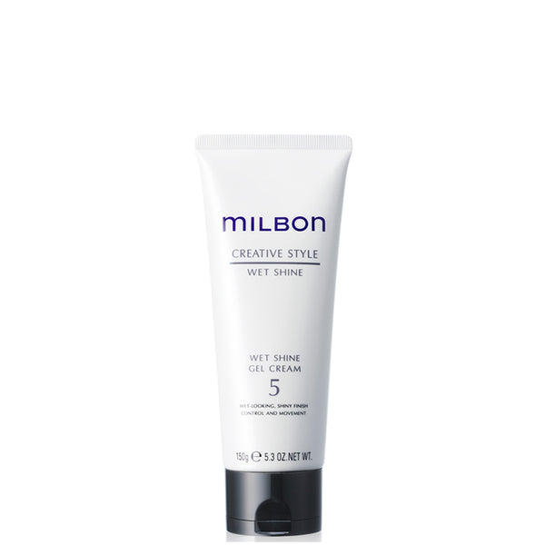 Global Milbon Wet Shine Gel Cream 5