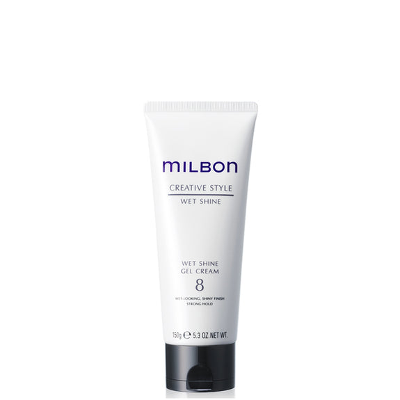 Global Milbon Wet Shine Gel Cream 8