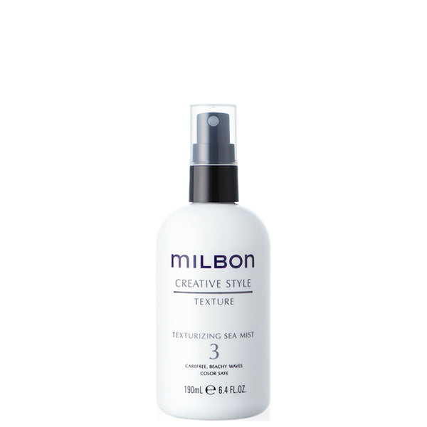 Global Milbon Texturizing Sea Mist 3