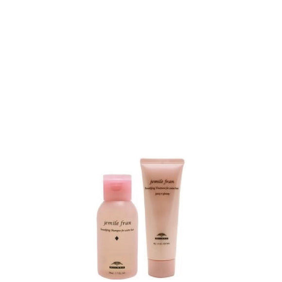 Milbon Jemile Fran Travel Set 50ml - Medium to Coarse Hair