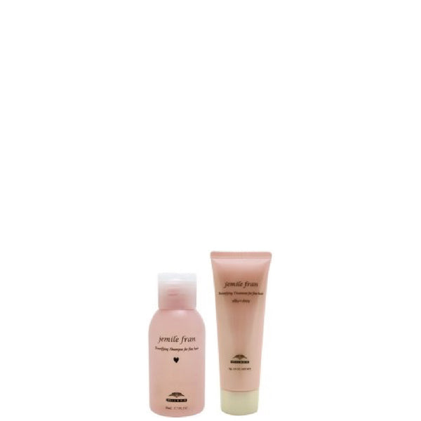 Milbon Jemile Fran Travel Set 50ml - Fine Hair