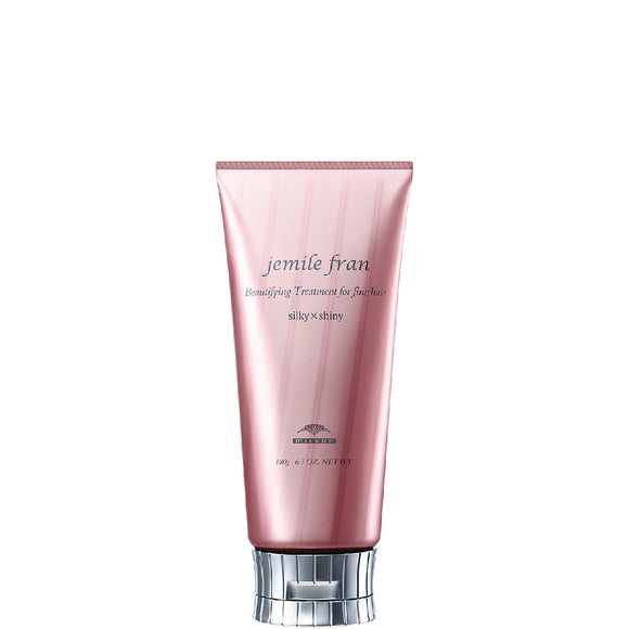 Milbon Jemile Fran Treatment - Fine Hair - 180ml