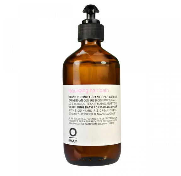 Oway Rebuilding Hair Bath 240ml
