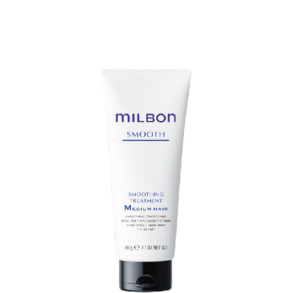 Global Milbon Smooth Treatment - Medium Hair