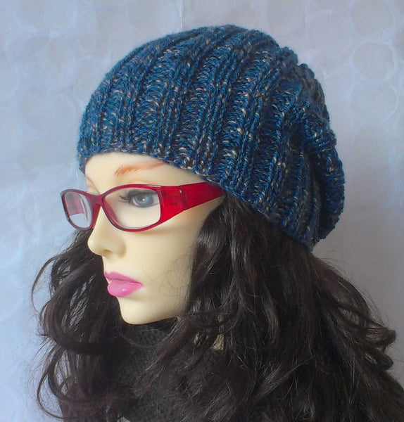 KNITTING PATTERNS HATS- KNIT STRAIGHT