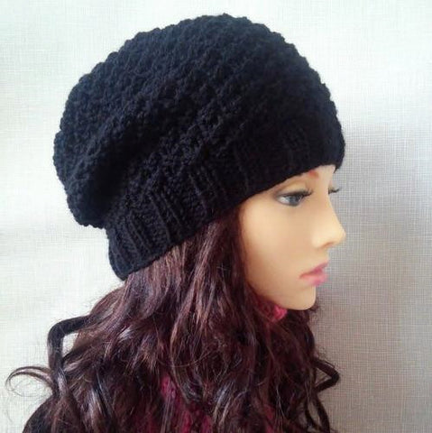 Photo of  womans Slouchy Beanie Hta toque