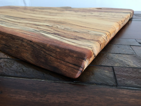 Spalted Beech Serving Board