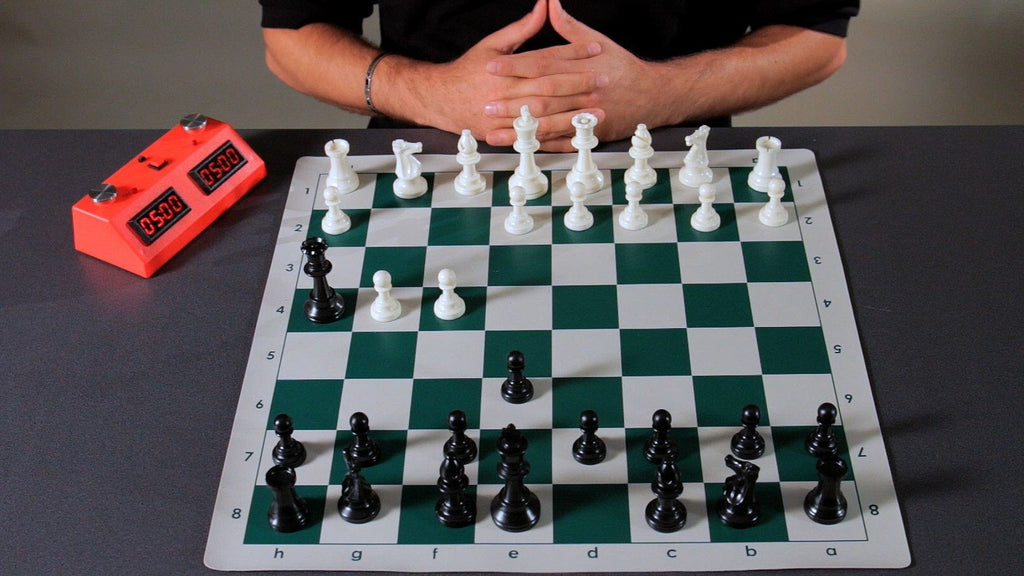 How to Win Any Chess Match in Only Two Moves! #CheckMate