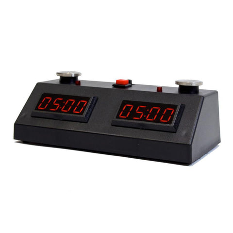 Sage Arcade ZMF-II Digital Chess Clock Timer Chess WBG