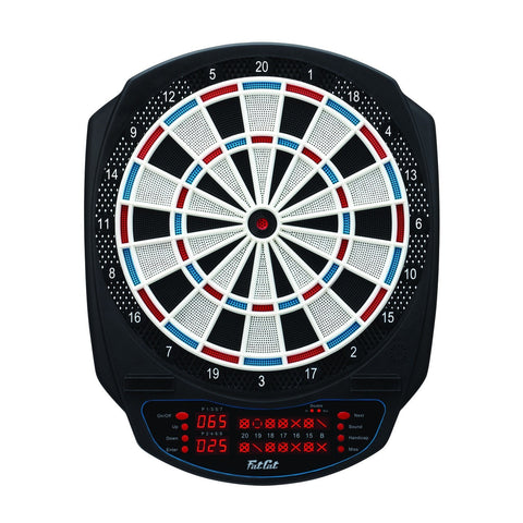 "Sage Arcade Fat Cat Rigel 13"" Electronic Dartboard LED Scoreboard Darts FAT CAT"