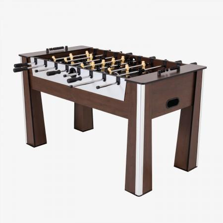 Sage Arcade 45-6077W Triumph® Milan Foosball Table Game Table Triumph
