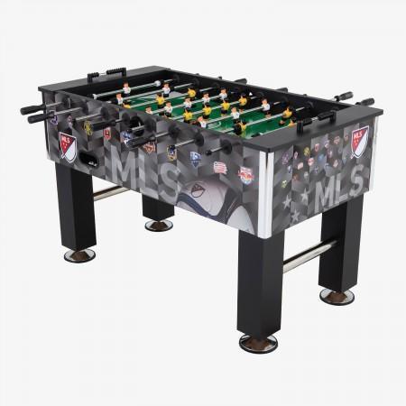 Sage Arcade 45-6844 Triumph® MLS Corner Kick Foosball Table Game Table Triumph