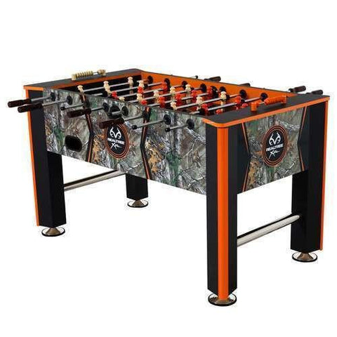 "Sage Arcade Triumph 58"" Realtree Foosball Soccer Table Foosball Table Triumph"