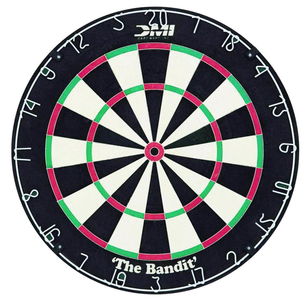 Sage Arcade DMI Sports Official World Cup Bandit Staple-Free Bristle Dartboard Darts DMI Darts