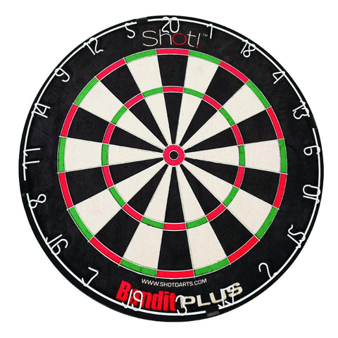 Sage Arcade DMI Sports Bandit Plus Staple-free Bristle Dartboard Darts DMI Darts