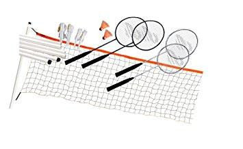 Sage Arcade Triumph Beginner Badminton Set Outdoor Games Triumph