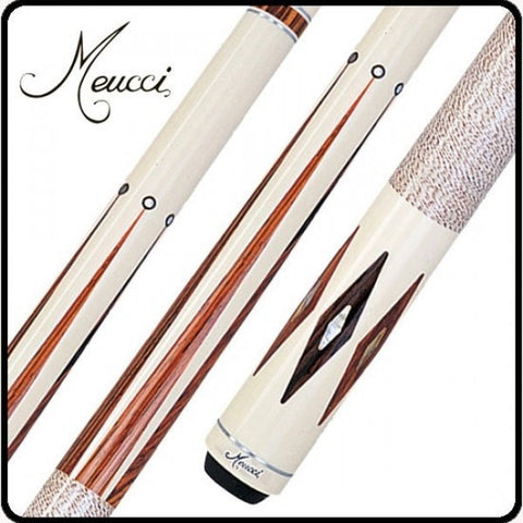 Sage Arcade Meucci MEP03 Billiard Pool Cue Billiard Cue Meucci