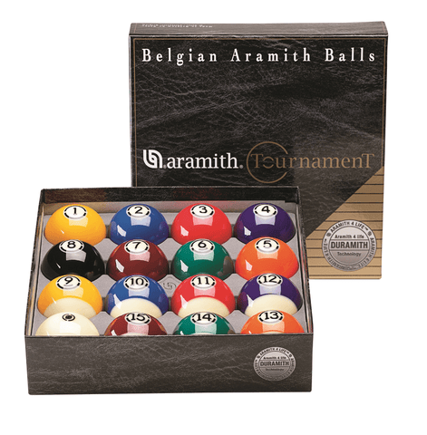 Sage Arcade Pro Aramith Tournament Billiard Ball Set Billiard Balls Aramith