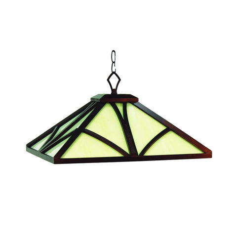 Sage Arcade Pendant Billiard Lighting CHA-17 ET Billiard Lighting RAM
