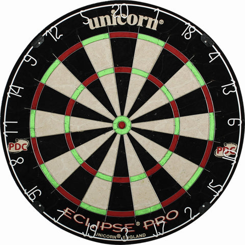 Sage Arcade Unicorn Eclipse Pro Bristle Championship Tournament Dartboard Darts Unicorn