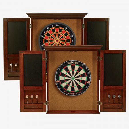 Sage Arcade DBCW HJ Scott Windsor Dart Board Cabinet Dart Cabinets & Backboards HJ Scott
