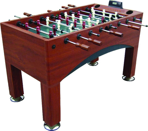 "Sage Arcade American Legend DMI Sports Advantage 56"" Foosball Table with Goal Flex Foosball Table American Legend"